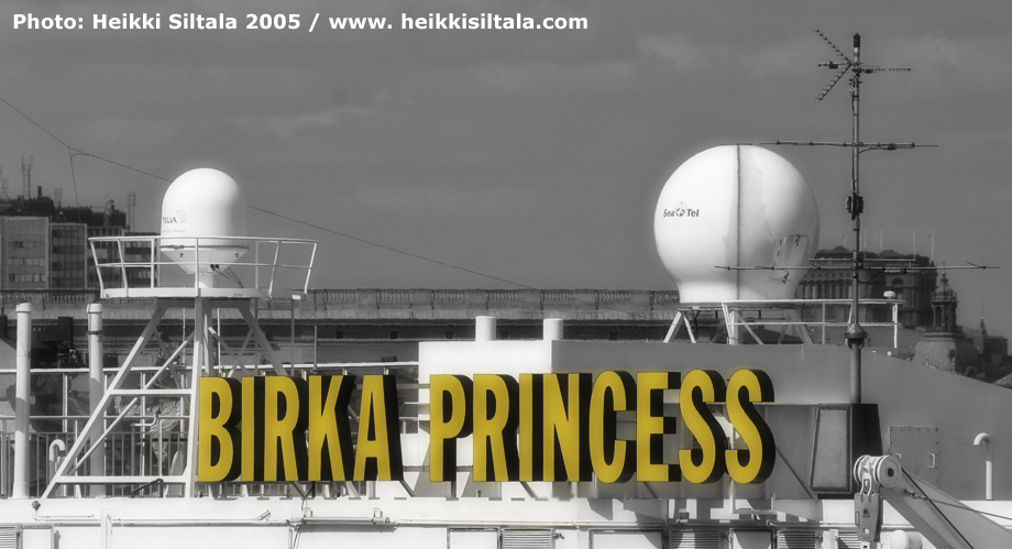 M/S Birka Princess